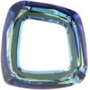 14mm Bermuda Blue Crystal